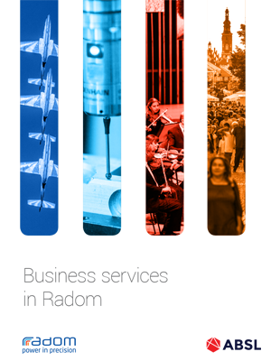 Business Services in Radom