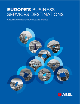 Europe's Business Services Destinations