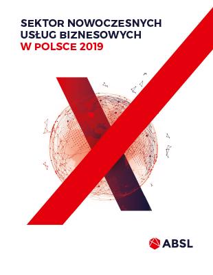 Sektor nowoczesnych usług biznesowych w Polsce 2019