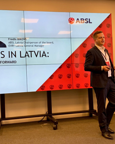 ABSL in Riga has been opened today