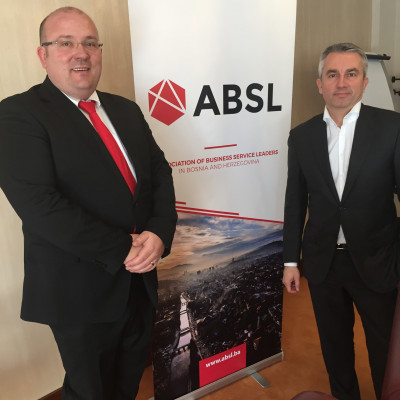 ABSL international network is growing! We have opened ABSL office in Sarajevo.