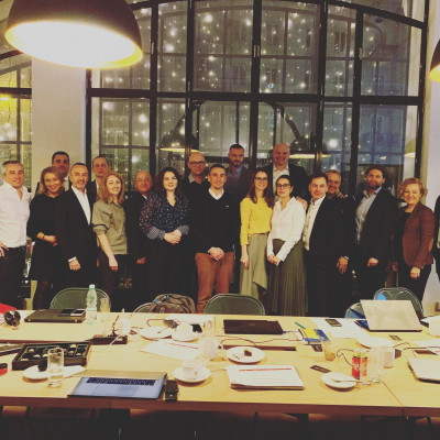 The first meeting of new ABSL authorities in 2020
