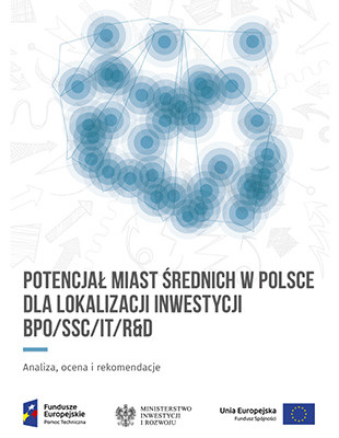 Potential of medium-sized cities in Poland for the location of BPO/SSC/IT/R&D Investments