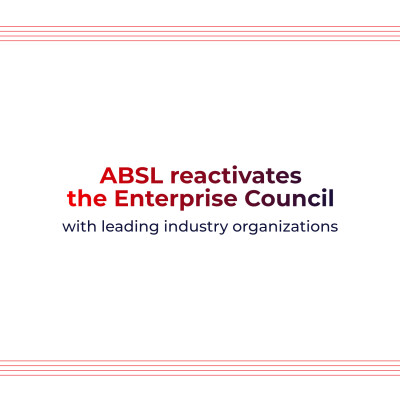 ABSL reactivates the Enterprise Council with leading industry organizations
