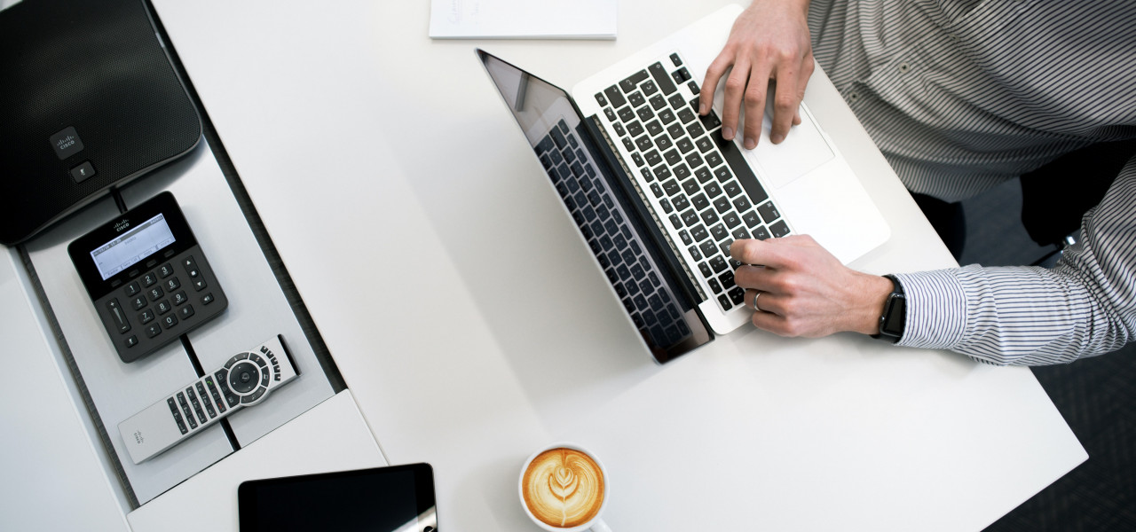 """WEBINAR - practical solutions and COVID-19 CASE STUDY on """"How to provide full work visibility and confidence in remote work"""""""