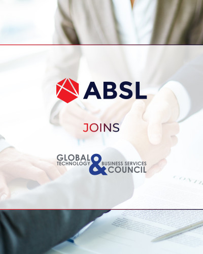 ABSL joins the Global Technology & Business Services Council (GT & BSC)