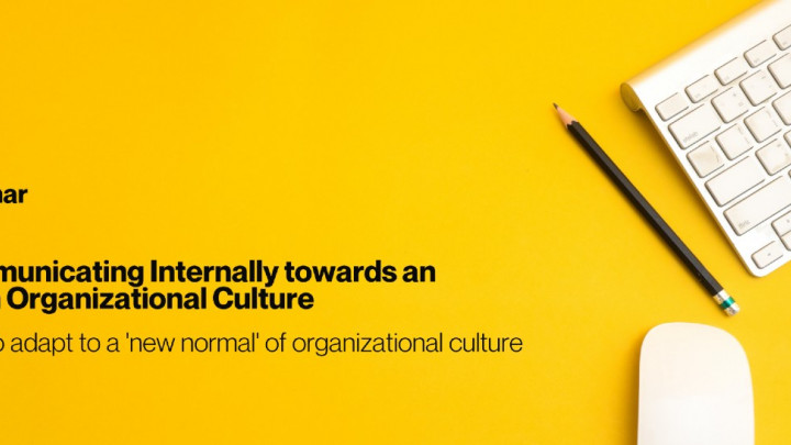 Communicating Internally towards an Open Organizational Culture