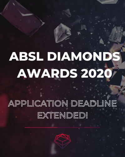 Be part of ABSL Diamonds Awards 2020!