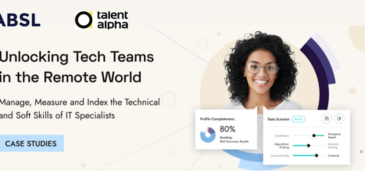 WEBINAR: Unlocking Tech Teams in the Remote World
