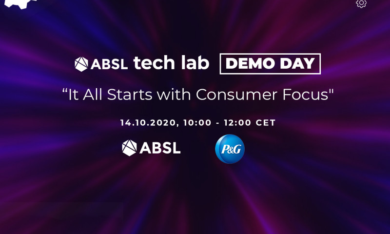 Join the second official ABSL tech lab Demo Day!