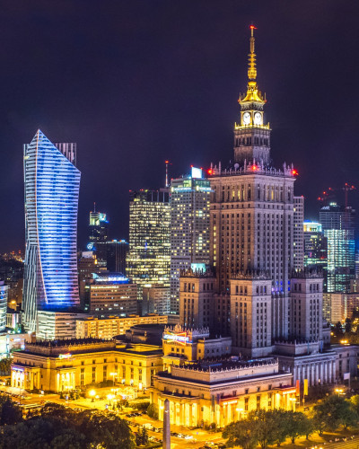Warsaw Office Market reacts to pandemic