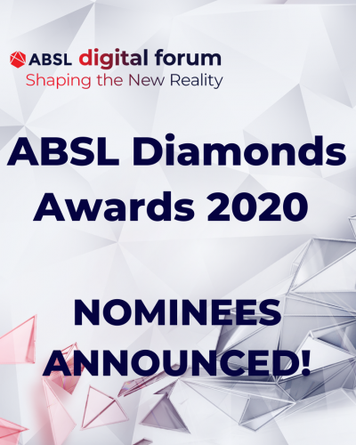 ABSL Diamonds Awards 2020 - Nominees Announced!