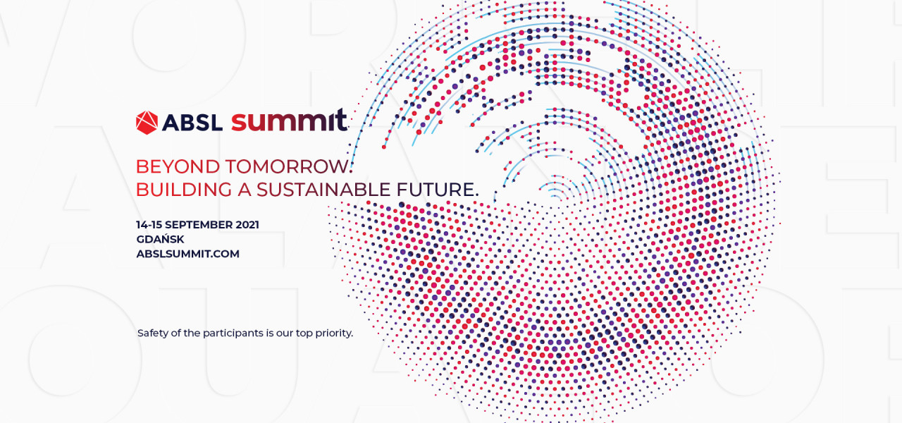 ABSL Summit. Beyond Tomorrow. Building a sustainable future.